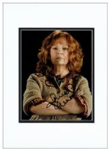 Julie Walters Autograph Signed Photo - Molly Weasley
